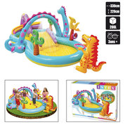 AIRE DE JEUX DINOLAND PLAY CENTER INTEX