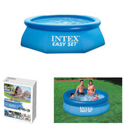 PISCINETTE INTEX EASY SET 2M44 X 76CM