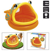 PISCINE BEBE INTEX POISSON EXOTIQUE