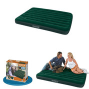 MATELAS INTEX AIRBED GONFLEUR INCORPORE 2 PLACES
