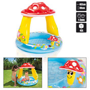 PISCINE BEBE INTEX MUSHROOM BABY POOL