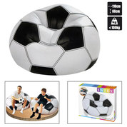 FAUTEUIL GONFLABLE FOOTBALL INTEX 108 CM