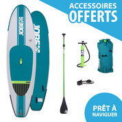 SUP GONFLABLE JOBE VOLTA 10.0 PACKAGE
