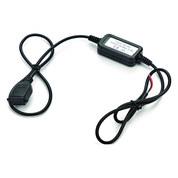 KIT DE CABLES ET CONVERTISSEUR POUR SOCLE CHARGEUR USB RAILBLAZA