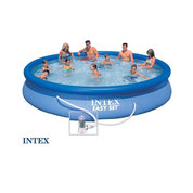 KIT PISCINE EASY SET INTEX 4M57X84CM