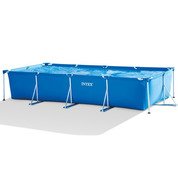 PISCINE TUBULAIRE INTEX METAL FRAME 4,50 X 2,20 X 0,84 M