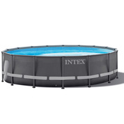PISCINE TUBULAIRE RONDE INTEX ULTRA XTR FRAME 4,88 X 1,22 M