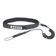 LEASH DE SUP ION CORE LEASH RACE 2.0 COILED HIP BELT