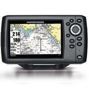 Lecteur de carte Humminbird avec Antenne GPS intégrée