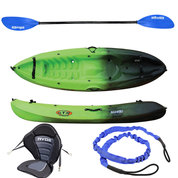 PACK KAYAK RTM MAMBO POMME/NOIR SIT ON TOP