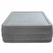 MATELAS GONFLABLE COMFORT PLUSH FIBER TECH 2 PLACES INTEX 64418