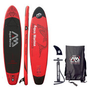 PACK PADDLE GONFLABLE AQUA MARINA MONSTER