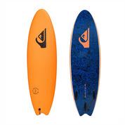 SURF MOUSSE QUIKSILVER BAT ORANGE 2021