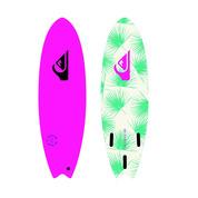 SURF QUIKSILVER BAT ROSE/VERT 2021