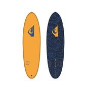 SURF MOUSSE QUIKSILVER DISCUS JAUNE/BLEU 2021