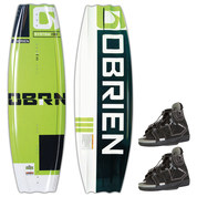 WAKEBOARD OBRIEN SYSTEM + CHAUSSES CLUTCH 2017