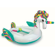ILE LICORNE GONFLABLE GEANTE BESTWAY