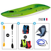 KAYAK BIC OUASSOU FASHION SIT ON TOP