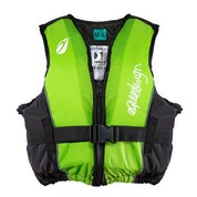 GILET AQUADESIGN OUTDOOR CLUB 70N VERT/NOIR