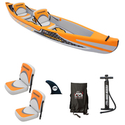 KAYAK GONFLABLE AQUA MARINA TOMAHAWK 2 FULL HP OCCASION