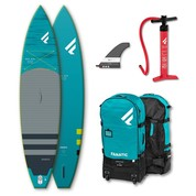 PADDLE GONFLABLE FANATIC RAY AIR 13.6 PREMIUM SAC + POMPE
