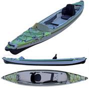 KAYAK GONFLABLE BIC YAKKAIR FULL HP FISHING