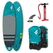 PADDLE GONFLABLE FANATIC FLY AIR 9.8 PREMIUM SAC + POMPE