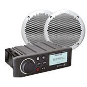 PACK RADIO MARINE FUSION RA70N
