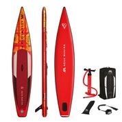 Paddle gonflable Aquamarina Race 12.6 2021 | Paddle de vitesse