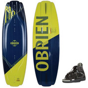 PACK WAKEBOARD OBRIEN RATIO & CLUTCH