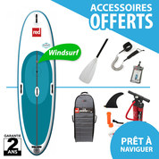 SUP GONFLABLE RED PADDLE WINDSURF 10.7 2018