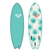 SURF MOUSSE ROXY SOFT BAT VERT/BLANC 2021