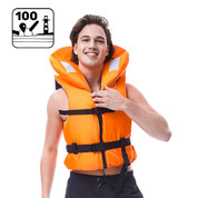 GILET DE SAUVETAGE JOBE COMFORT BOATING VEST ORANGE