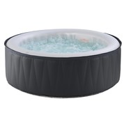 SPA GONFLABLE MSPA DELIGHT AURORA BUBBLE SPA 6 PERSONNES