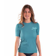 LYCRA JOBE LOOSE FIT FEMME TURQUOISE