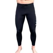 Pantalon de paddle UV Noir VAIKOBI