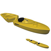 KAYAK MODULABLE SIT-IN POINT 65°N SCOUT