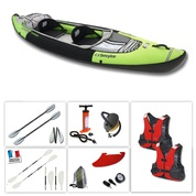 PACK KAYAK SEVYLOR YUKON KCC380