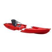 KAYAK MODULABLE POINT 65°N TEQUILA GTX SOLO ROUGE