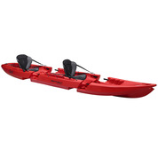 KAYAK MODULABLE POINT 65°N TEQUILA GTX DUO ROUGE