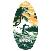 SKIM SLIDZ WOOD 39 TAMARINDO GREEN