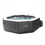 SPA GONFLABLE INTEX PURESPA NOIR 4 PERSONNES