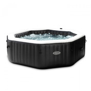 SPA GONFLABLE INTEX PURESPA NOIR 6 PERSONNES