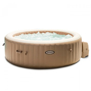SPA GONFLABLE INTEX SAHARA 4 PERSONNES