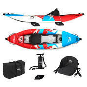 Kayak gonflable Aquamarina Steam 2021 1 personne - Kayak randonnée