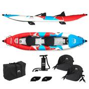 Kayak gonflable Aquamarina Steam 2021 2 personnes - Kayak randonnée