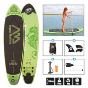 STAND UP PADDLE GONFLABLE AQUAMARINA BREEZE 9.9