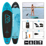 STAND UP PADDLE GONFLABLE AQUAMARINA VAPOR 10.10