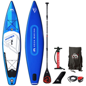 PADDLE GONFLABLE RECONDITIONNE AQUA MARINA 2019 HYPER 11.6 COMPLET