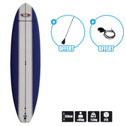 SUP ROTOMOD MOUSSE 10.6 + PAGAIE + LEASH
